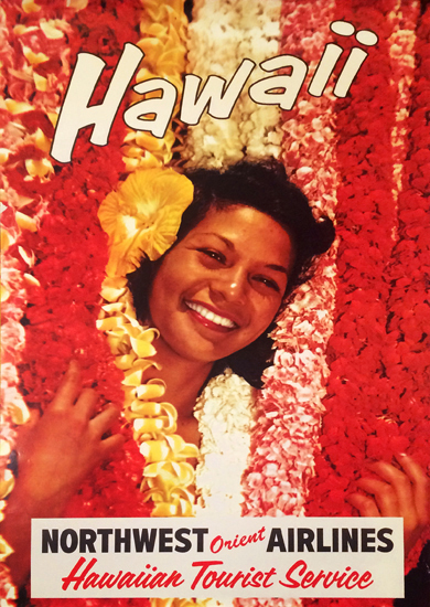 Northwest Airlines Hawaii