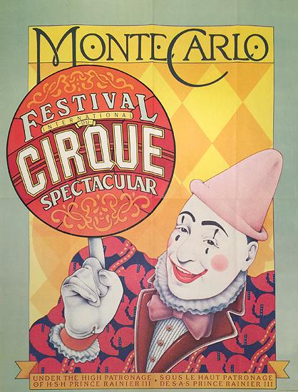 Monte Carlo Festival Cirque Spectacular