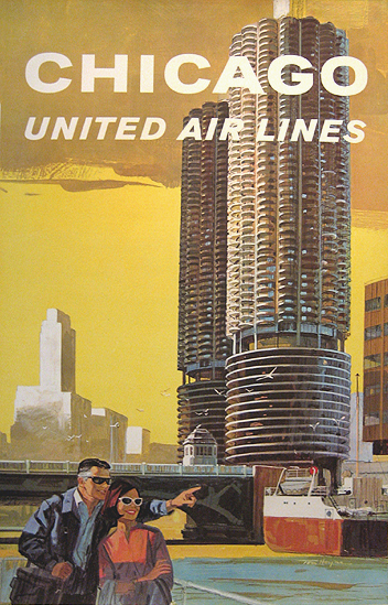 United - Chicago (Marina Towers)