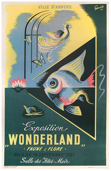 Exposition Wonderland (Fish)