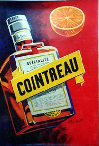 Cointeau Bottle