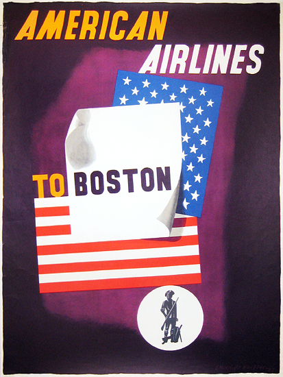 American Airlines - Boston