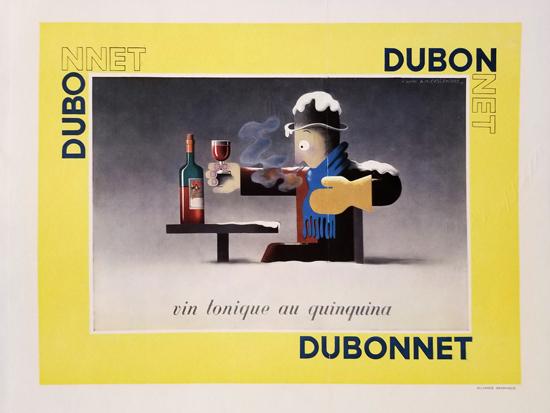 Dubonnet (Small Advertisment)