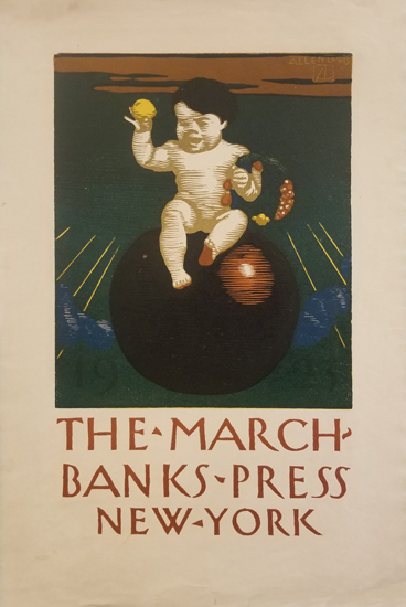 The March Banks Press New York - Baby