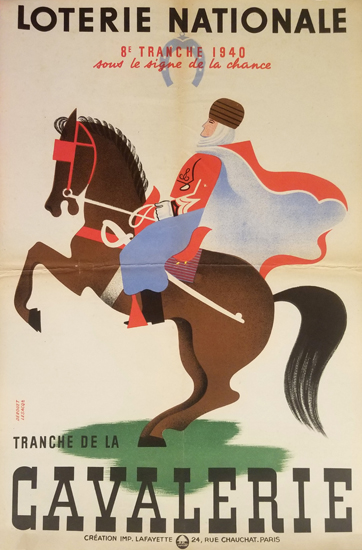 Loterie Nationale Cavalerie