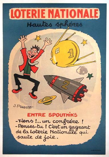 Loterie Nationale Sputnik