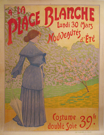 A La Place Blanche