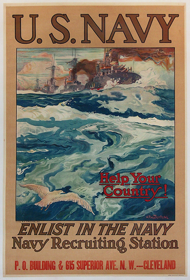 US Navy Help Your County Enlist in the Navy