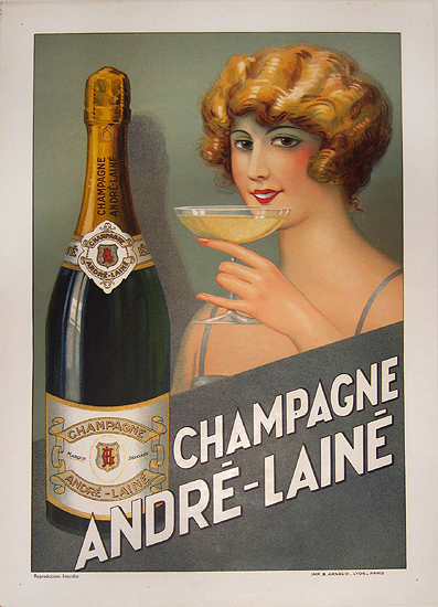 Champagne Andre Laine