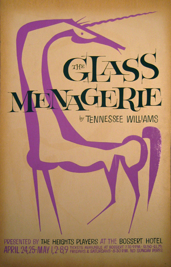 The Glass Menagerie - Tennessee Williams