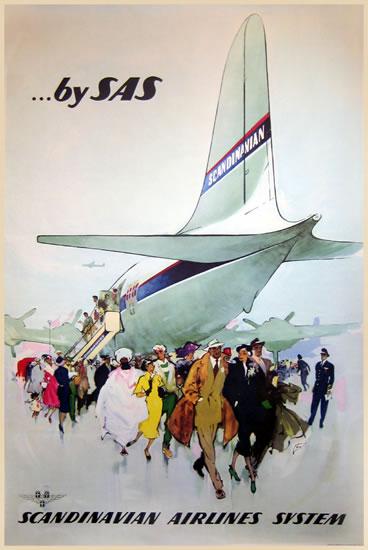 SAS - Scandinavian Airline System (People)