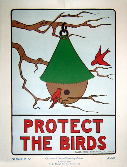 Protect the Birds