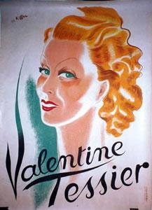 Valentine Tessier