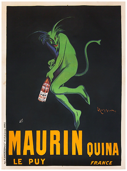 Maurin Quina (Green Devil)