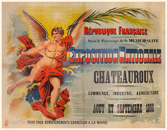 Exposition Nationale 1898 - Chatearoux