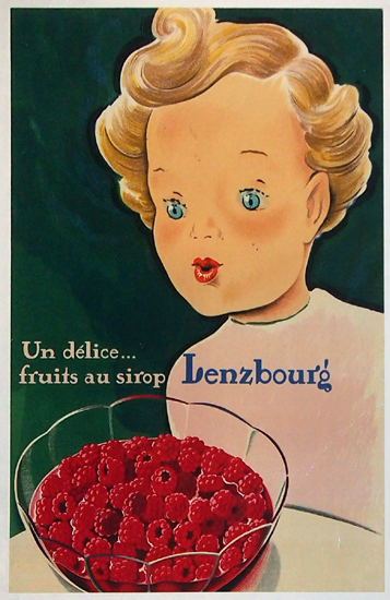 Lenzbourg (Fruit/Raspberries)