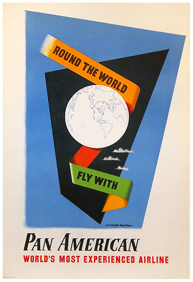Pan Am - Round the World