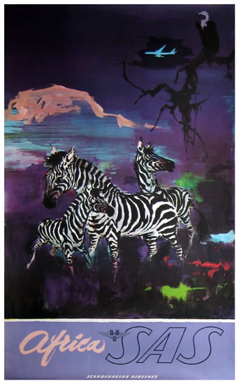 SAS - Africa (Zebras)