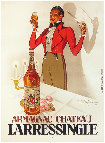 Armagnac Larressingle