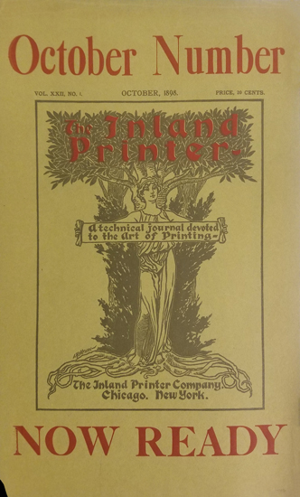 The Inland Printer October Number