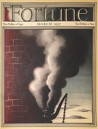 Fortune (Magazine Cover)