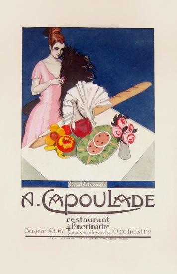 A. Capoulade