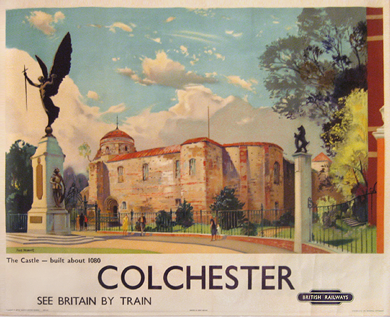 Colchester - See Britain by Train