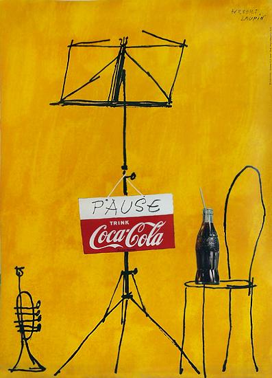 Coca Cola Pause