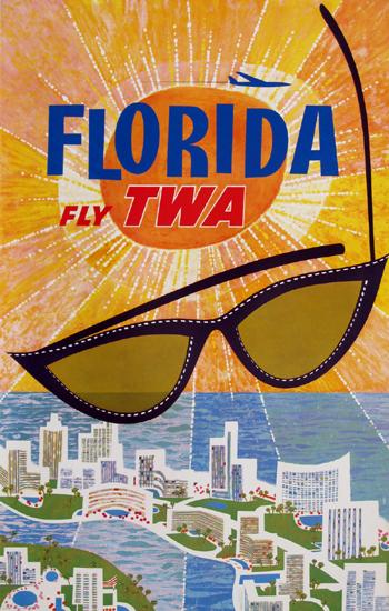 TWA - Florida (Shades)