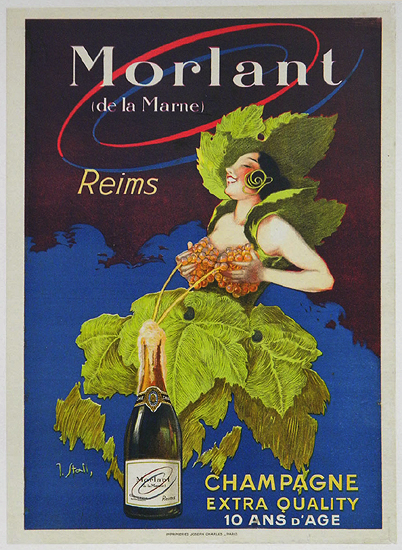 Morlant Champagne (Woman)