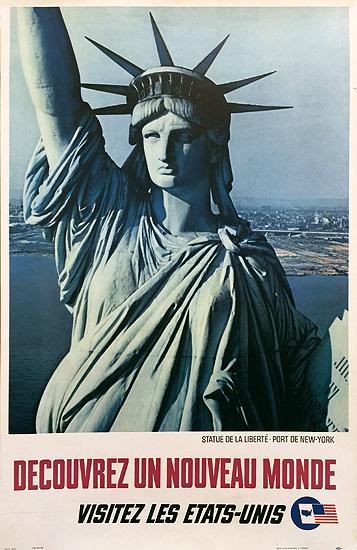 Decouvrez un Nouveau Monde Etats Unis