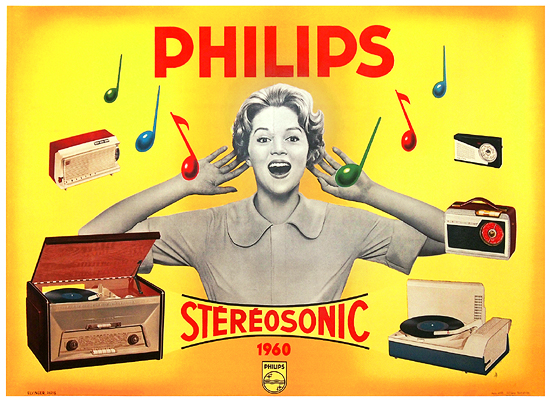 Philips - Yellow Listener/Fan