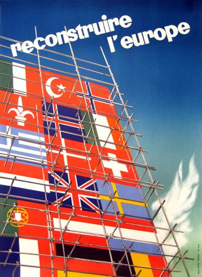 ERP / Marshall Plan (Scaffolding)