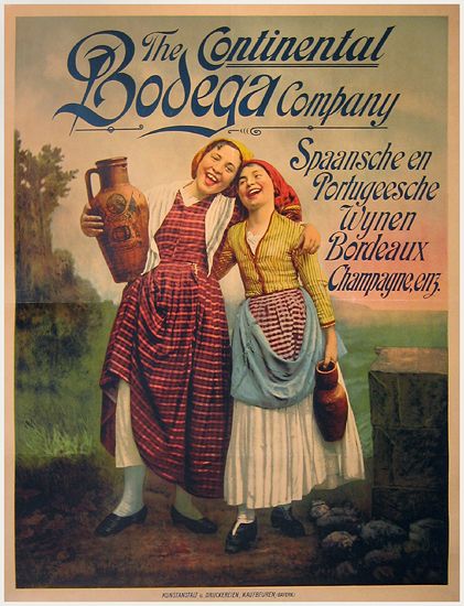 The Continental Bodega Company Wines