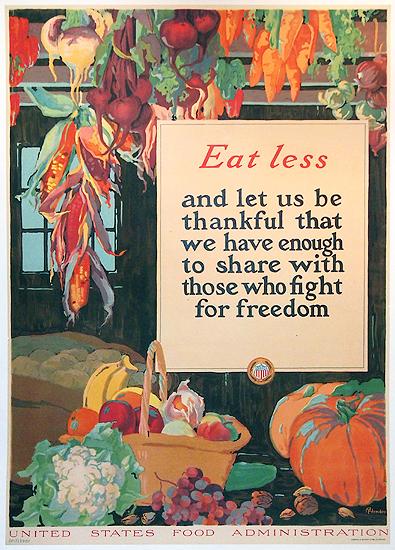 Eat Less