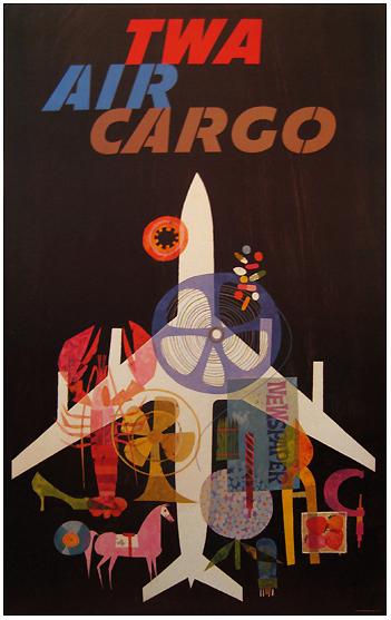 TWA - Air Cargo (Jet)