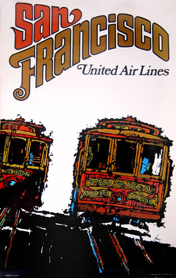 United Air Lines - San Francisco