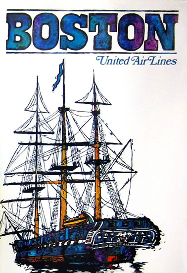 United Airlines - Boston