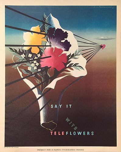 Fortune Magazine Teleflowers (Magazine Page)