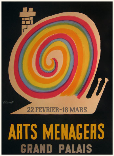 Arts Menagers - Snail