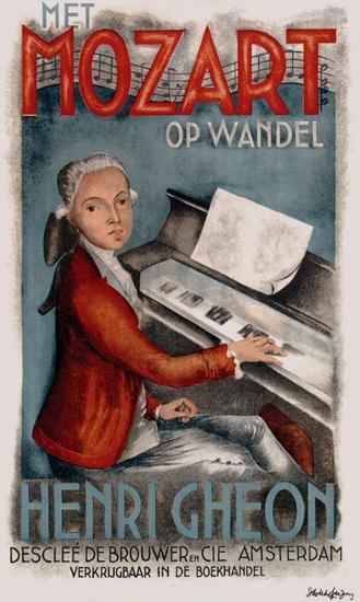 Met Mozart Op Wandel (Walking With Mozart)