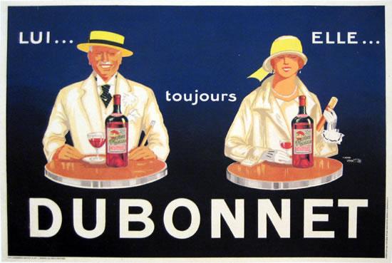 Dubonnet - Lui / Elle Toujours
