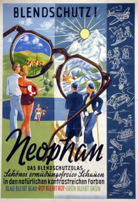 Blendschutz! Neophan Lenses