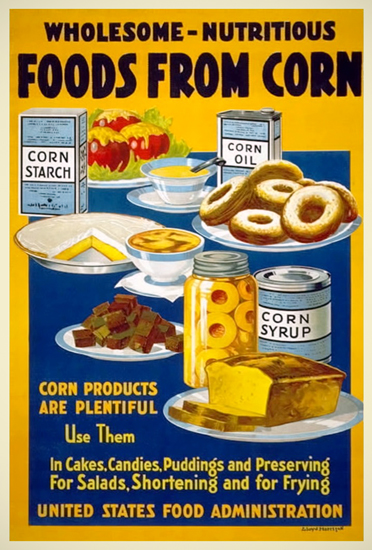 Foods From Corn