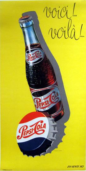 Pepsi-Cola Voici! Voila!