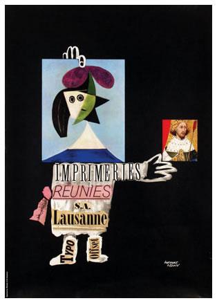 Imprimeries Reunies s.a. Lausanne (36x51)