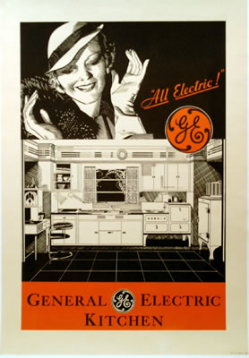 General Electric Kitchen