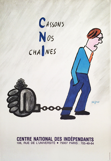 Casson Nos Chaines (CNI)