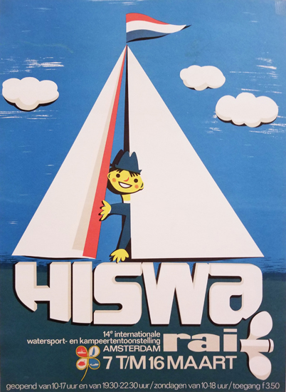 Hiswa - Rai Expo (Sailboat)