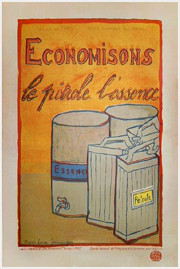 French School Children Series Economisons